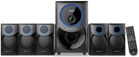 Zebronics TAAL-SW RUCF 5.1 Multimedia Speakers