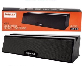Sonilex SL-CS13 Portable Sound Bar Speaker