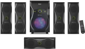 Zebronics DHOL BT 5.1 Home Audio Speaker