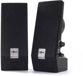 Zebronics S350 - SOUL 2 Multimedia Speaker
