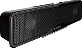 Philips SPA75/94 Portable Sound Bar Wireless Speaker