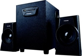 Philips MMS 1400 2.1 Multimedia Speakers