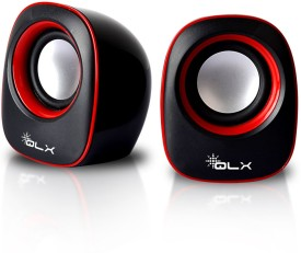 QLX-SL-902-2.0-Channel-USB-Speakers