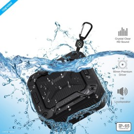 Zaap Aqua Boom Waterproof/ Shockproof Bluetooth Speaker