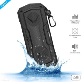 Zaap Hydra IP65 Water Proof Wireless Speaker