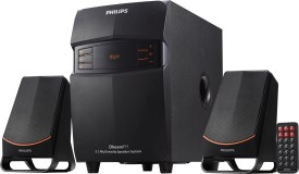 Philips MMS 2550F Multimedia Speaker