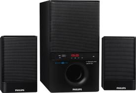 Philips-MMS4000R-2.1-Channel-Multimedia-Speaker