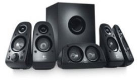 Logitech Z506 5.1 Multimedia Speakers
