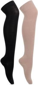 Bonjour Women's Textured Stockings