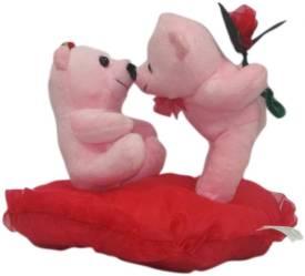 DealBindaas Kissing Couple - 7.87402 inch