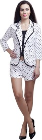 FIVE STONE 1 Polka Print Women's Suit