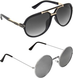 95fd4ebce7c Round Sunglasses - Buy Round Sunglasses for Men   Women Online at Best  Prices in India