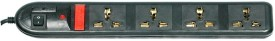 Pinnacle PA110B 4 Strip Surge Protector (5 Mtr)