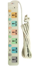 Tuscan TSC-035 6 Socket Spike Surge Protector (3 Mtr)