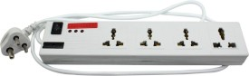 Pinnacle PA112Dx 4 Strip Spike Surge Protector (3 Mtr)