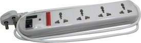 Pinnacle PA110Dx 4 Strip Surge Protector (5 Mtr)