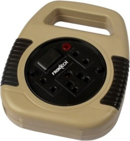 Frontech 3551 3 Strip Surge Protector