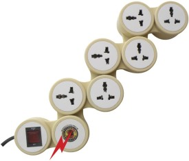 MX-3323-6-Outlet-Snake-Surge-Protector