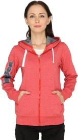 Imagica Full Sleeve Solid Women's Sweatshirt