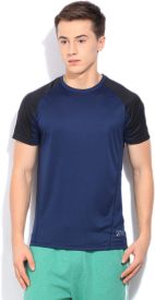 e4439f86576 Being Human Solid Men s Round Neck Black
