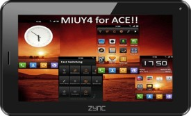 Zync Z99 Tablet (4 GB)