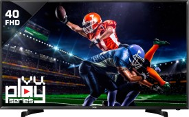 Vu 40D6575 40 Inch Full HD LED TV