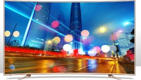 Sansui SNC55CX0ZSA 55 Inch Ultra HD 4K Smart Curved LED TV