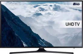 Samsung 60KU6000 60 Inch Flat UHD 4K Smart LED TV