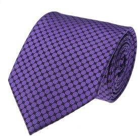 Bizarro.in Geometric Print Men's Tie