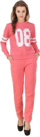 Texco Solid Women's Track Suit