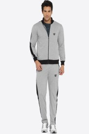 Fifty Two Solid Men's Track Suit