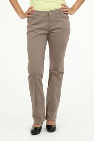 Irene Regular Fit Women's Trousers