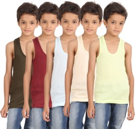 Lyril Boy's Vest