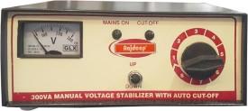 Rajdeep Manual Autocut 140V 200W Voltage Stabilizer