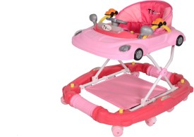Toy House 2-in-1 Walker(Pink)