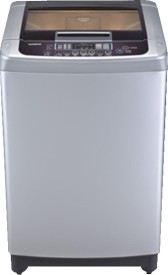 LG T8067TEELR 7 Kg Fully Automatic Washing Machine