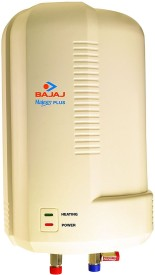 Bajaj Majesty Plus 6 Litre 3KW Storage Water Heater