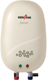 Kenstar JACUZZI KGT03W1P 3 Litre Instant Water Geyser