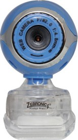 Zebronics Lucid Webcam