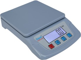 Equal Digital 10Kg Kitchen Weighing Scale(Grey)