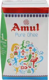 Amul Pure Ghee 1 L Tetrapack