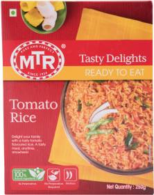 MTR Ready To Eat - Tomato Rice 250 g