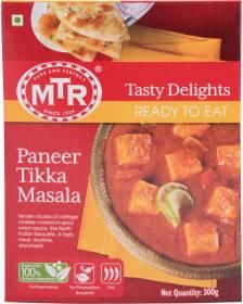 MTR Ready To Eat - Panner Tikka Masala 300 g