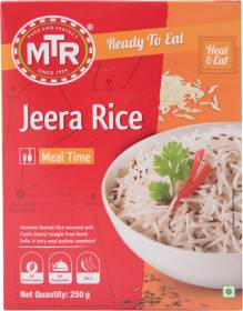 MTR Ready To Eat - Jeera Rice 250 g