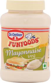 FUN FOODS Original Veg Mayonnaise 250 g
