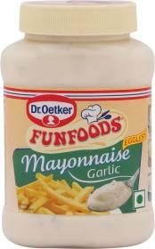 FUN FOODS Garlic Mayonnaise 250 g