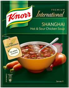 Knorr Shanghai Hot and Sour Chicken Soup