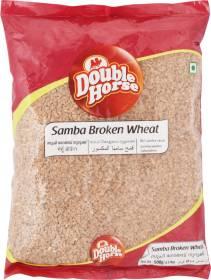 Double Horse Samba Broken Wheat
