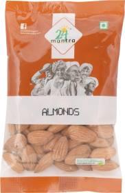 24 mantra ORGANIC Raw Almonds