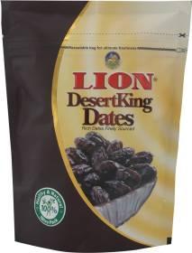 Lion Desert King Dates